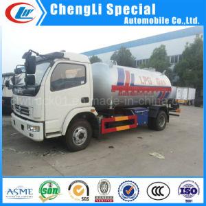 Camion di autocisterna di Dongfeng 4X2 Duolika 8cbm GPL da vendere
