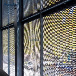 Hohle-heraus Partition-Ineinander greifen-Wand-Ventilations-Aluminiumineinander greifen-Filter-Material anpassen