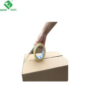 No hay ruido bastante cinta de embalaje para mover el envío de embalaje