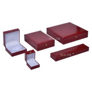 [بو] لفّ مجوهرات بلاستيكيّة محدّد يعبّئ صندوق