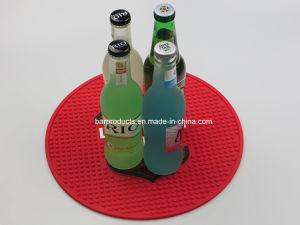 Mat van de Staaf van pvc van de Gift van de staaf de Promotie Duidelijke Flexibele Rubber