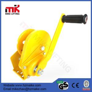 Schaltklinken-oder Kabel-Kurbel-Schlussteil-Boots-Handkurbel