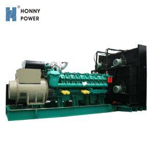 Generatore diesel resistente 2MW di potere di Honny