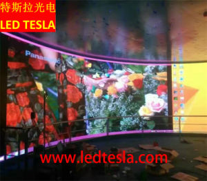 P3 HD plein écran LED couleur intérieure pour la location de l'écran Étape