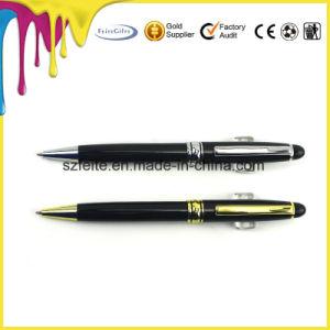2018 새로운 공 점 펜 인쇄 로고 주문 색깔 금속구 펜