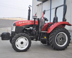 Máquina agrícola 100HP 4WD para venda de tractores agrícolas