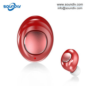 Verdaderamente mini Wireless en el oído de Tws auricular estéreo Bluetooth portátil
