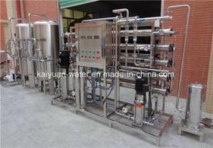 Het industriële/Commerciële Systeem 2000L/H van de Omgekeerde Osmose RO In twee stadia voor Geneesmiddel