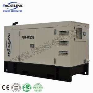 15kVA~375kVA Fawde Powered silencioso Generador Diesel con Ce/ISO