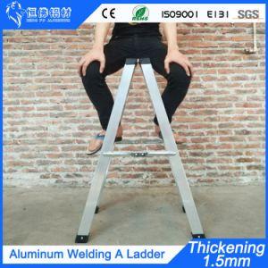 6steps de Ladder van het Huishouden van het Aluminium van het lassen