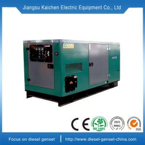 주문 침묵하는 120 kVA 100kw 디젤 엔진 발전기 가격