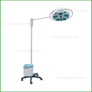 Hospital de luz fría Shadowless móvil de emergencia de la luz de funcionamiento con batería L735e
