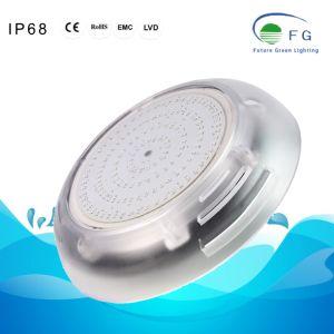 Теплый белый свет 3000K для поверхностного монтажа на стену поверхностного LED Бассейн подводного освещения