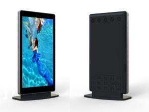 Коснитесь экрана 55 дюйма для использования вне помещений IP65 Digital Signage