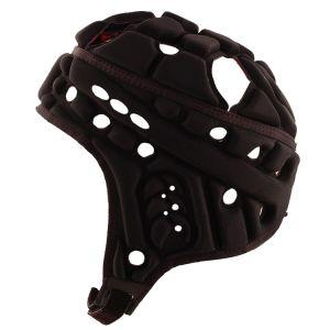 Kundenspezifischer EVA-Schaumgummi-Kopf-Schutz-Fußball mit volles Gesichts-Entwurf