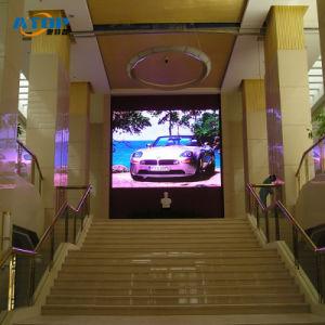DOT Matrix mur vidéo plein écran vidéo à LED de couleur