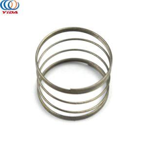 Proveedor de oro SUS 304 Resorte de compresión de material de cama de metal