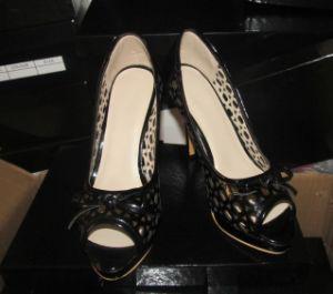 Nuevo Diseño de Moda chicas zapatos de tacón