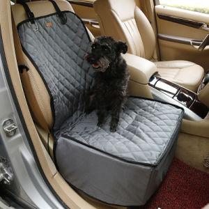 Dog Boîte de transport pour chien de coiffe de siège de voiture mat
