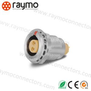 競争価格のベストセラーの互換性のあるLemos Epg 1b 10pinの金属の円のプッシュプルコネクター