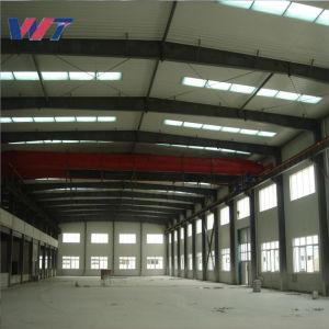 Modulaires préfabriquées industriel/usine préfabriqués en métal/atelier/Wareshop/entrepôt/bâtiment en acier