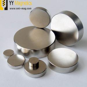 極度の強い円形ディスク磁石のRare-Earthネオジムの磁石N35/N50