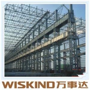 P345b la construcción de la estructura de acero de alta resistencia con el SGS