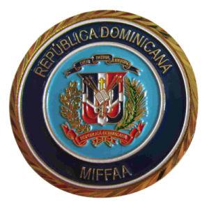 Fabrik-Preis-Gussteil-Decklack-Reverspin-fördernde Geschenk-Andenken-Münze in der unterschiedlichen Form (097)