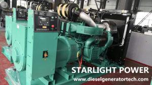 85kVA - generatore elettrico del motore diesel di Volvo della centrale elettrica del generatore di 750kVA Volvo
