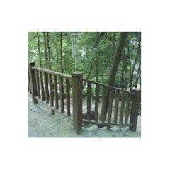 中国のHDPE WPCのバルコニー手柵か庭の塀