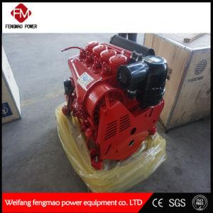 침묵하는 공기 냉각 감기 또는 열을%s 두려워하지 않음 28 Kw 디젤 엔진 발전기 -