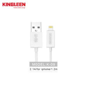 2.1A USB cable de datos de salida para el iPhone uso exclusivo