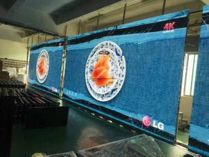 Outdoor SMD Plein écran LED de couleur