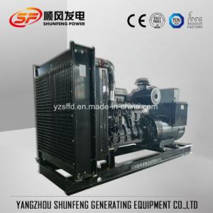 800kw Shangchai elektrischer Strom-Dieselgenerator-Kupfer-Kühler mit Ventilator
