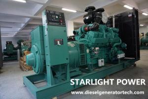 30kVA 3000kVA 승인되는 디젤 엔진 발전기 Cummins Engine 전기 발전기 Ce/ISO