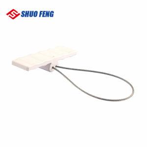 Регулируемый защиты от несанкционированного вскрытия RFID прокладки троса привода с электронным управлением