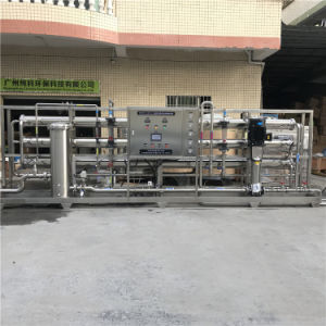 15tph de automatische Ss RO Prijs van de Machine van de Installatie van de Behandeling van het Water
