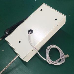 Visor do telefone de emergência a ID do chamador Knzd-05Kntech LCD