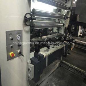 Motor de 3 máquina de impresión huecograbado Control informático de la película