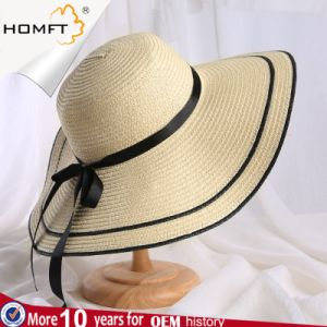 Mesdames Summer Sun Hat décontracté en plein air Fashion Hat