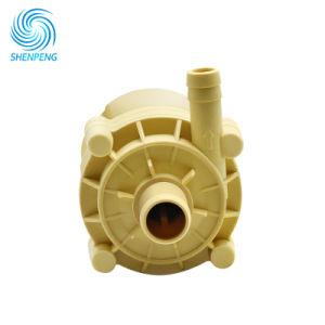 Micro di acqua calda di CC pompa senza spazzola del depuratore e fredda