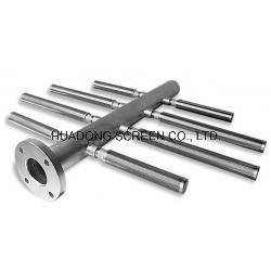 Fabricant ! ! ! Moyeu en acier inoxydable et de traitement des eaux latérale de barre de coupe