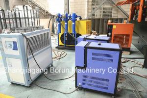 Velocidade alta 6000bph máquina de sopro de garrafas de plástico com seis cavidades