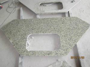 Gouden Countertops van het Graniet van de Korrel van de Herfst voor Keuken, Badkamers