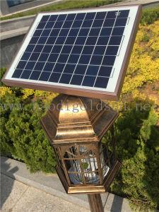 Lâmpada de jardim movidos a energia solar de LED com função Zapper Mosquito Eletrônico - 2 em 1 Zapper e Luz de Sinalização