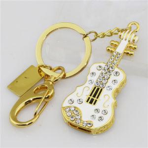 I regali di cerimonia nuziale raffreddano azionamento istantaneo più poco costoso del bastone del USB della chitarra il mini