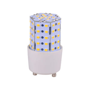 Gx24P 4pin 6W Mini LED Luz Dimable de maíz