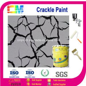 La construction d'effet Painting-Crackle peinture décorative pour la paroi interne