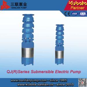 Qj (r)の浸水許容の電気ポンプ