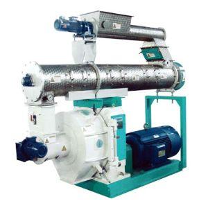 Mangimi pelletizzatore feed macchinari pellet mill for Macchinari pellet usati
